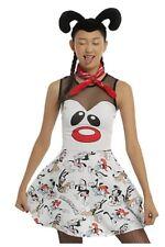 Nwt Leg Avenue Hot Topic Warner Bros Animaniacs Wakko Dress Costume Adult M/L