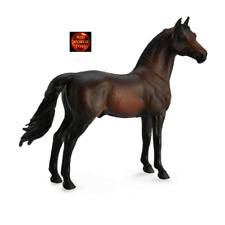 Morgan Bay Stallion Horse Toy Model Figure by CollectA 88646 Brand New