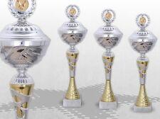 3er TOP POKALE CHAMPION mit Gravur & Emblem große Pokalserie günstig kaufen