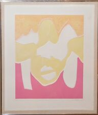 """Harriet L. Stanton """"No Time Angel # 3"""" hand Signed and dated in pencil Litho."""