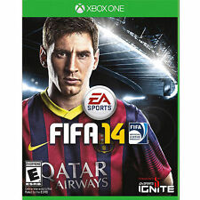 FIFA 14 (Xbox One, 2013) Brand New Factory Sealed ~ Free Shipping!