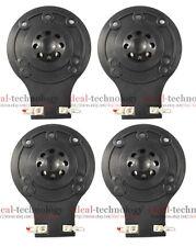 4pcs JBL TR Series Horn Diaphragm All Metal TR105 TR125 TR126 TR225 2412H1