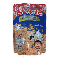 30g Bento Crispy Squid Seafood Snack Angry Spicy Flavour DELICIOUS THAI FOOD