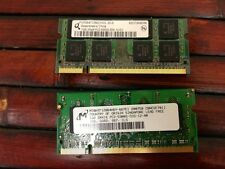 2GB (2x1gb) DDR2 Laptop Ram