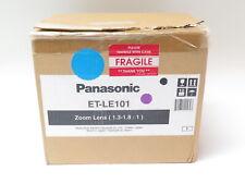 Panasonic ET-LE101 Projector Projection Short Throw Zoom Lens 1.3-1.8:1