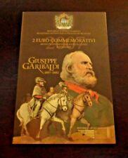 San Marino ° 2 Euro 2007 ° Garibaldi ° im Blister