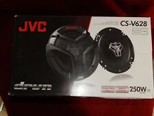 "JVC CS-V628 Series 6-1/2"" 2-way car speakers"