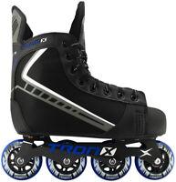 Tron Inline Skates Roller Hockey TronX Velocity SR Sizes Mens