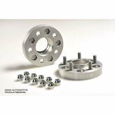 H/&R Spurverbreiterung DRA 100mm pro Achse 100957160 für Porsche Cayenne