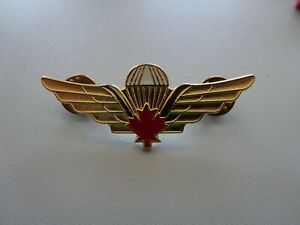 (A43-31) CANADIAN Airborne Army Paratrooper Jump Wing CANADA