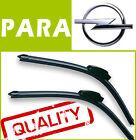 2 Escobillas Limpiaparabrisas para OPEL - AERO Flexibles - Delantera