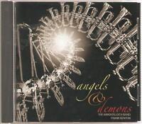ANGELS & DEMONS THE KIRKINTILLOCH BAND FRANK RENTON CD