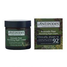Antipodes Avocado PERA Nutriente Crema Notte orangic cura della pelle asciutto