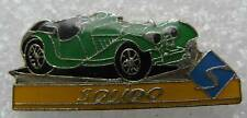 Pin's Voiture Verte collection Solido Sept 91 #11