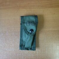 MILITARY SURPLUS 9MM  AMMO POUCH W/ ALICE CLIPS POCKET AMMUNNITION MAG
