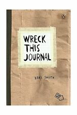 Wreck This Journal (Paper bag) Expanded Ed. Free Shipping