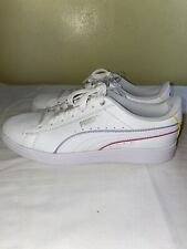 Puma Vikky V2 White Women's Shoes Size 7