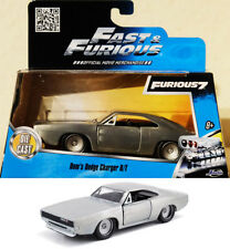 1968 Dodge Charger R/T bare metal Fast & Furious Dom RT 1:32 Jada Toys 97350