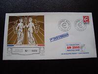 FRANCE - enveloppe 1er jour (collection prestige doré) 1/1/1999 (B5) french