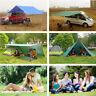 New Outdoor Camping Tent Tarp Awning Sun Shade Rain Shelter Mat Beach Picnic Pad