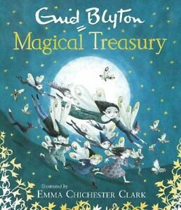 Enid Blyton's Magical Treasury by Enid Book The Fast Free Shipping