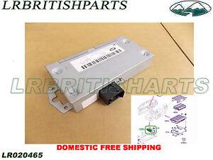 LAND ROVER AUDIO USB MODULE RANGE ROVER 10-12 SPORT 10-13 LR4 OEM LR020465 NEW