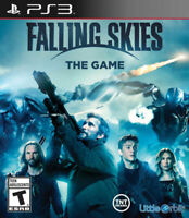 Falling Skies: The Game (Sony PlayStation 3, 2014) For PS3 New Sealed Video Game