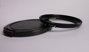 72mm Filter Adapter for Hasselblad Bay 60 Adapter Ring B60 to 72mm Black