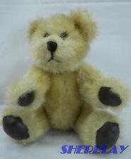 "HUGFUN LA Ca COSTCO Plush Stuffed BEAR 1998 8"" Tall"