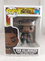 Marvel Funko Pop - Erik Killmonger - Black Panther - No. 386