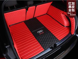 For Audi-Q2-Q3-Q5-Q7-Q8-TT-2000-2021Car trunk mat