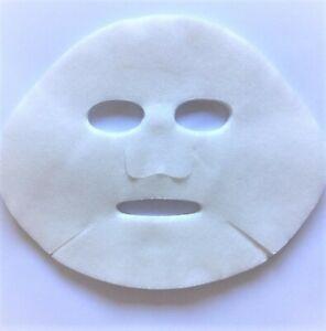 Facial Mask, White Cosmetic Enlarge skin care moisturising masks x 24