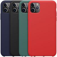 Nillkin Flex Pure, Liquid Silicone Case Cover For iPhone 11 Pro