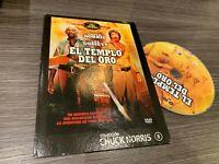 Il Tempio Del Oro DVD Chuck Norris Lou