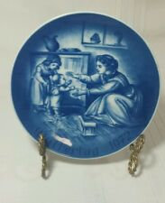 Bareuther 1972 Mother's Day Plate - Waldsassen - Bavaria - Germany