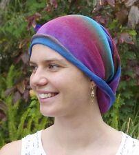 Crystal Earths Bandana Wrap - Chemo Hair Scarf - Headwear -Bandana- Hat  Cotton