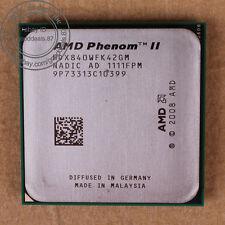 AMD Phenom II X4 840 - 3.2 GHz (HDX840WFK42GM) Socket AM3 CPU Prozessor 667 MHz