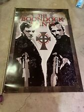 #08 Boondock Saints Hollywood Movie Poster Canvas /& Stretcher Bar Frame