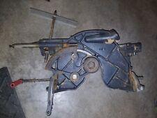 """Craftsman 113 315 10"""" Belt Drive Table Saw Tilt, Arbor, Cradle Assembly"""