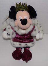 """King Arthur Mickey Mini Bean Bag Plush 8"""" Especially For Disney Store - New NWT"""