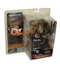 McFarlane Monsters Series 2 - Twisted Land of Oz The Lion 18 cm Figur 16+ Neu