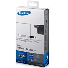 GENUINE Samsung WIS12ABGNX Wireless LAN WiFi Adapter for TV USB Dongle Original
