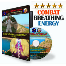 SELF DEFENSE TRAINING DVD: Regenerative Breathing Energy (Martial Arts, Systema)