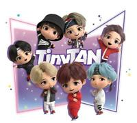 BTS Monitor Figure TinyTAN Official Authentic Goods, US Stock and US Seller