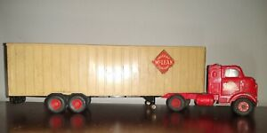 Dinky Supertoys McLean Tractor Trailer Truck #948