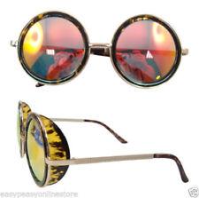 Gafas de sol de hombre de oro de Protección 100% UV400