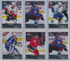 2015-16 Upper Deck Series 1 Young Guns Rookie YOU CHOOSE