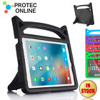 For Apple iPad mini Air 8th 7th 6 5 4 3 2 Case Kids Shockproof Heavy Duty Cover