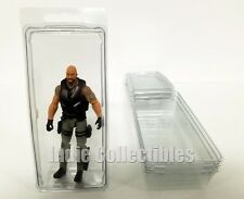 GI JOE BLISTER CASE LOT OF 4 Action Figure Display Protective Clamshell LARGE
