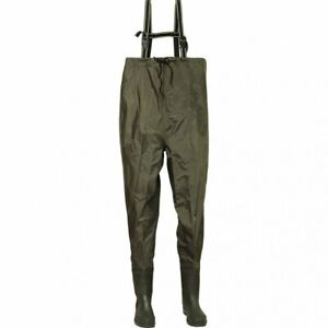 FLADEN Waders Pond Hose Chest Waders Sizes 39 - 47 Wading Boots Angler Trousers